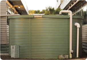 Rainwater & Grey Water Detention & Harvesting Systems