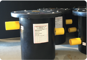 Neutralization Tanks, Systems & Accessories