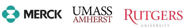 Merck, U Mass Amherst, Rutgers University